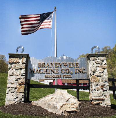 Brandywine Sign
