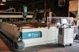 Waterjet Cutting | Brandywine Machine Co